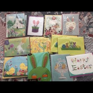 13 papyrus Easter cards